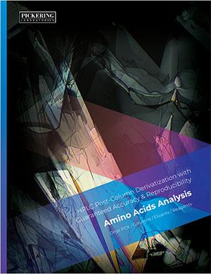 Amino Acid brochure cover